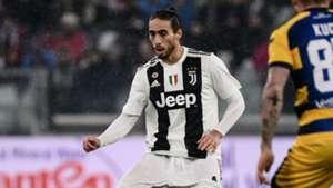 Caceres Juventus Parma