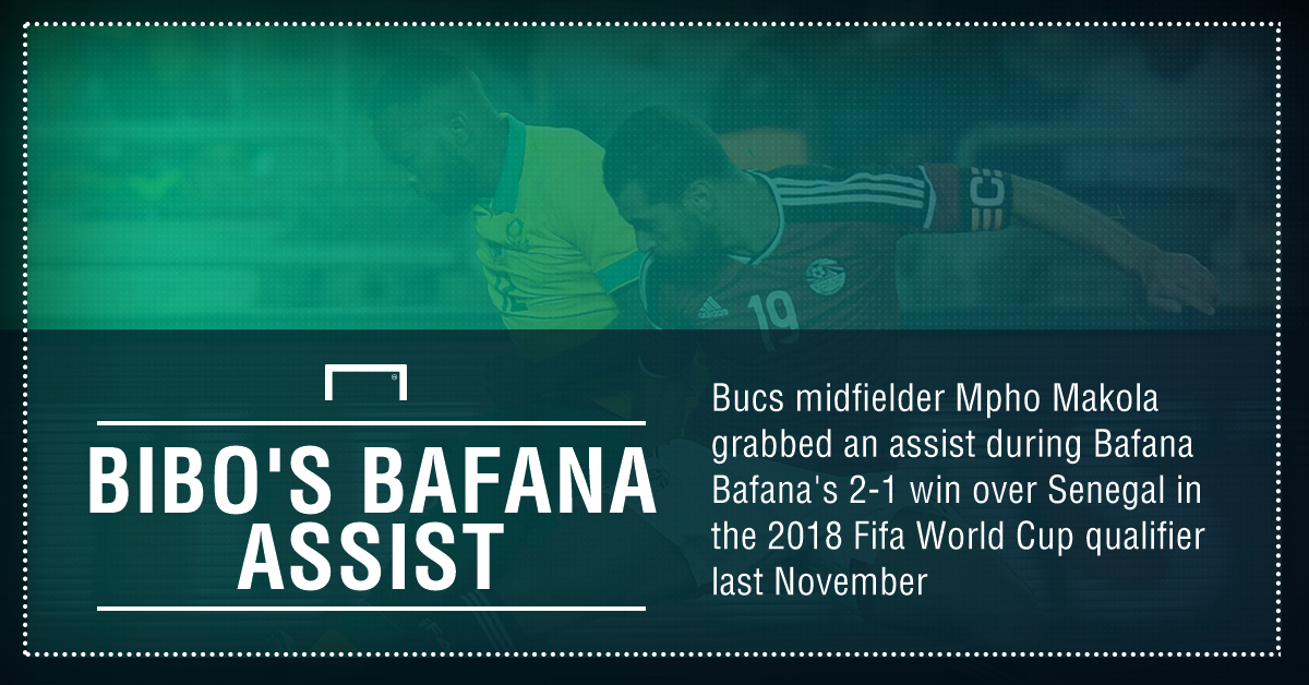 Bafana, Mpho Makola