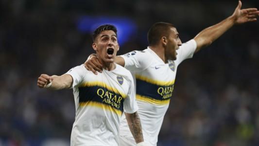 Pavon Cruzeiro Boca Copa Libertadores 04102018