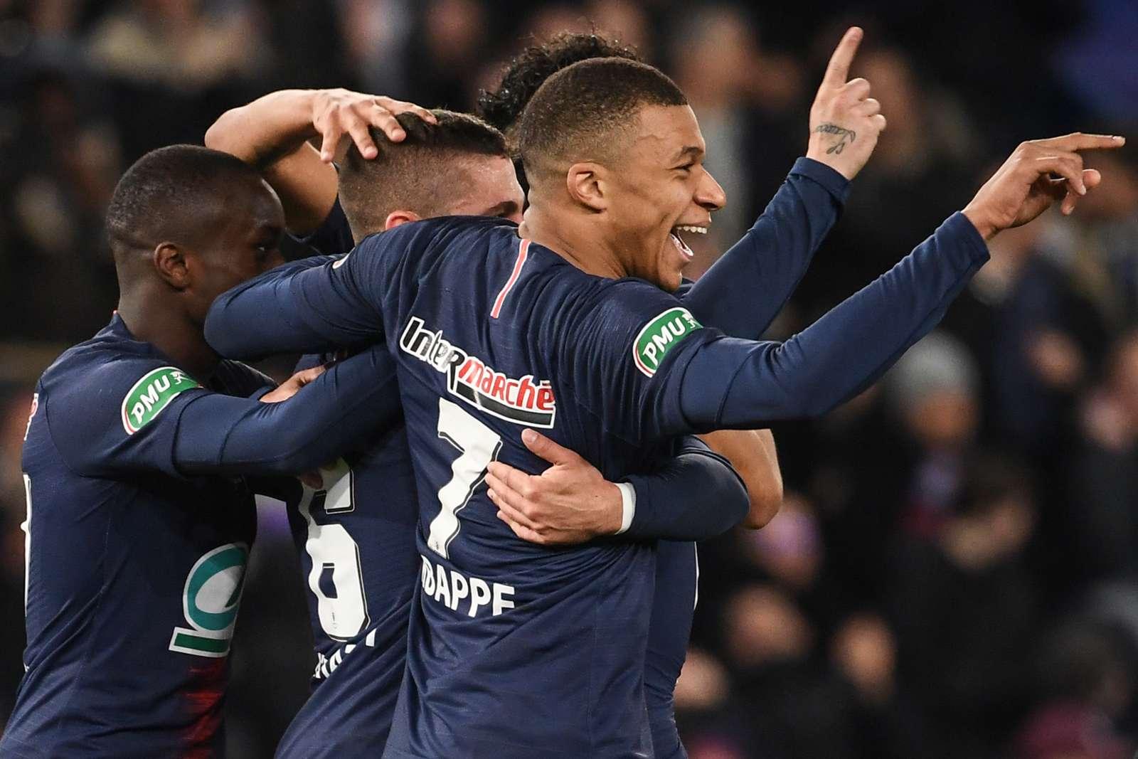 PSG-Nantes: Les Parisiens appliquent le tarif... Mais l