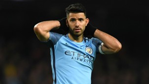 Aguero Man City Stoke