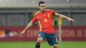 ONLY GERMANY Koke Spain