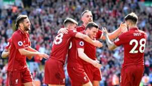 Liverpool Players vs Brighton Premier League
