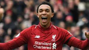 Alexander-Arnold is the best right-back in the world, says Liverpool team-mate Robertson