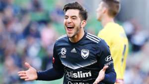Christian Theoharous Melbourne Victory