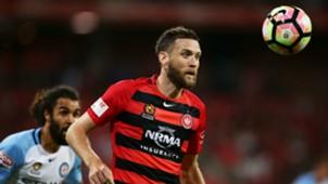 Robbie Cornthwaite Western Sydney Wanderers
