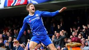 Marcos Alonso Chelsea Premier League 04022017