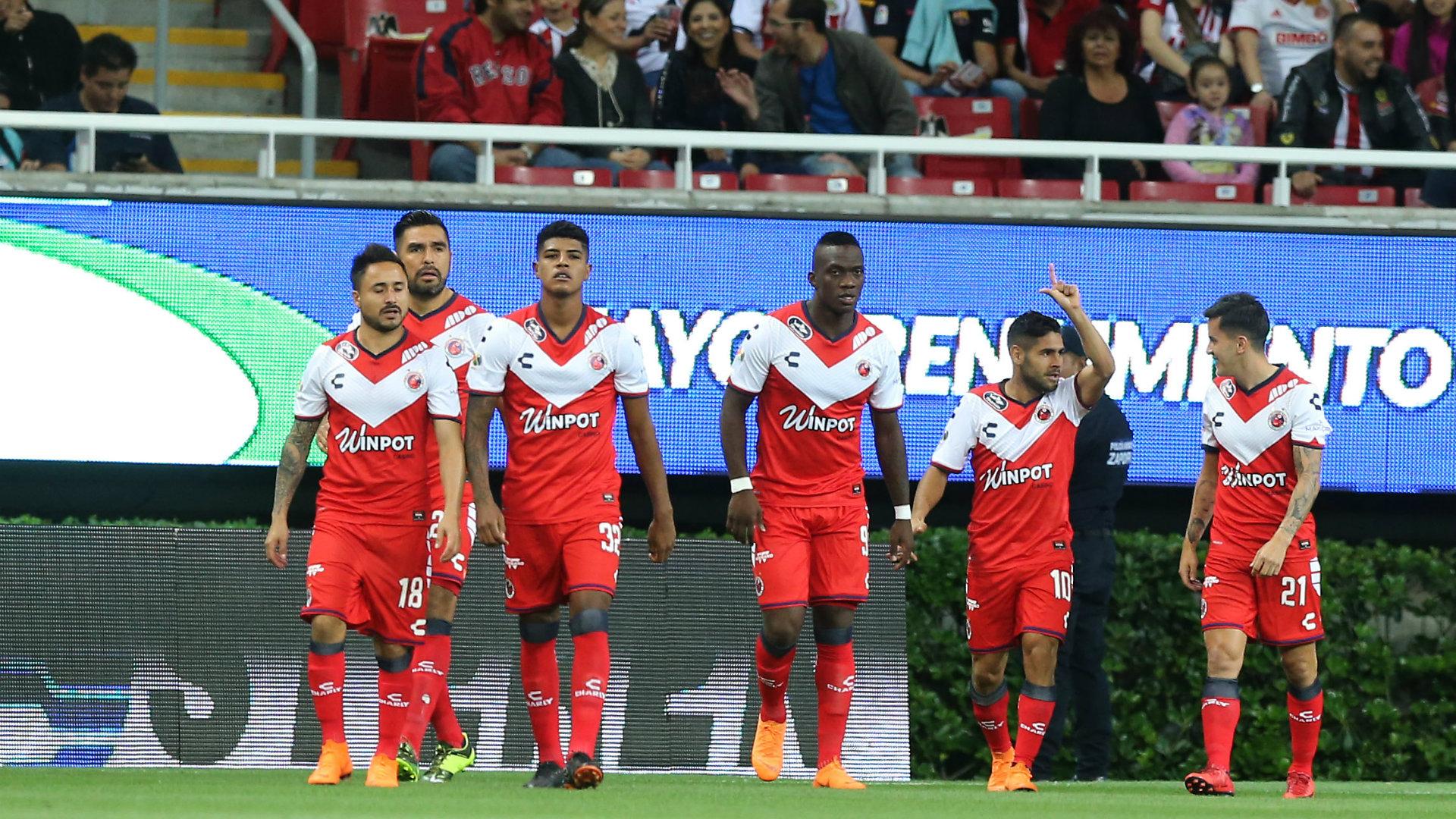 Veracruz vs Chivas Liga MX Clausura 2018