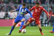 Bayern Hertha BSC