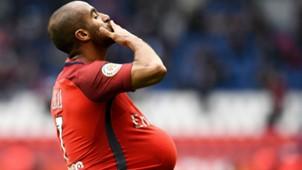 Lucas Moura PSG Bastia Ligue 1 06052017