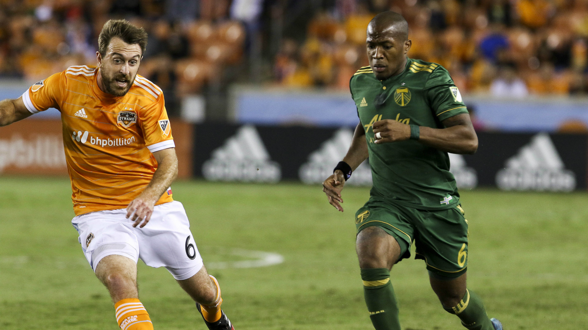 Timbers and Dynamo head to Portland all square