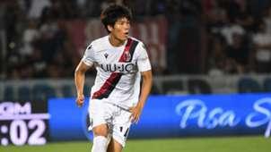 2019-08-23 Tomiyasu Bologna