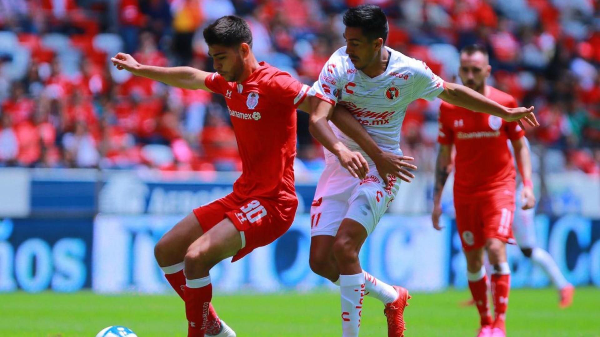 Toluca Tijuana Apertura 2019