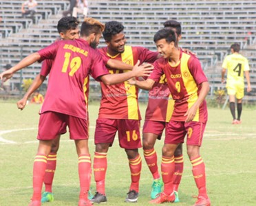 Bengal vs Chandigarh Santosh Trophy 2018