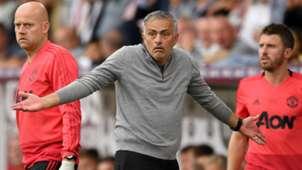 Jose Mourinho Manchester United 2018