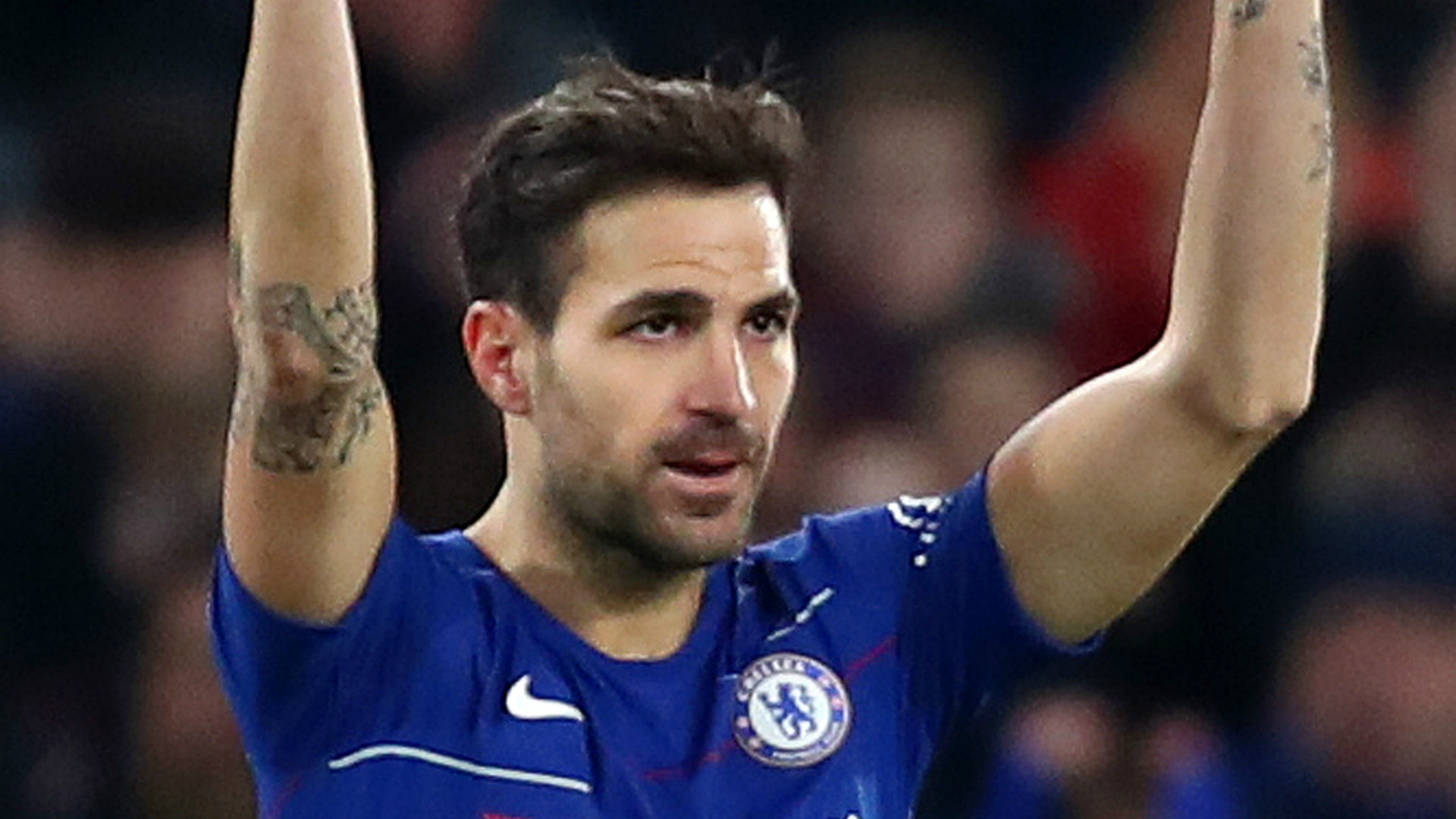 Fabregas bashes Chelsea for 'constant negativity' surrounding the club