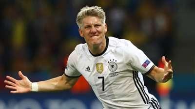 Schweinsteiger v Ukraine Euro 2016 European Championships France