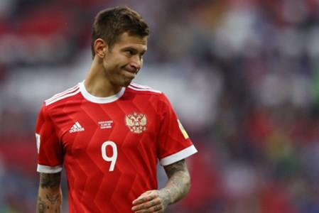 Fedor Smolov Russia