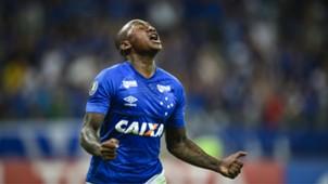 Sassá Cruzeiro Universidad de Chile Copa Libertadores 26042018