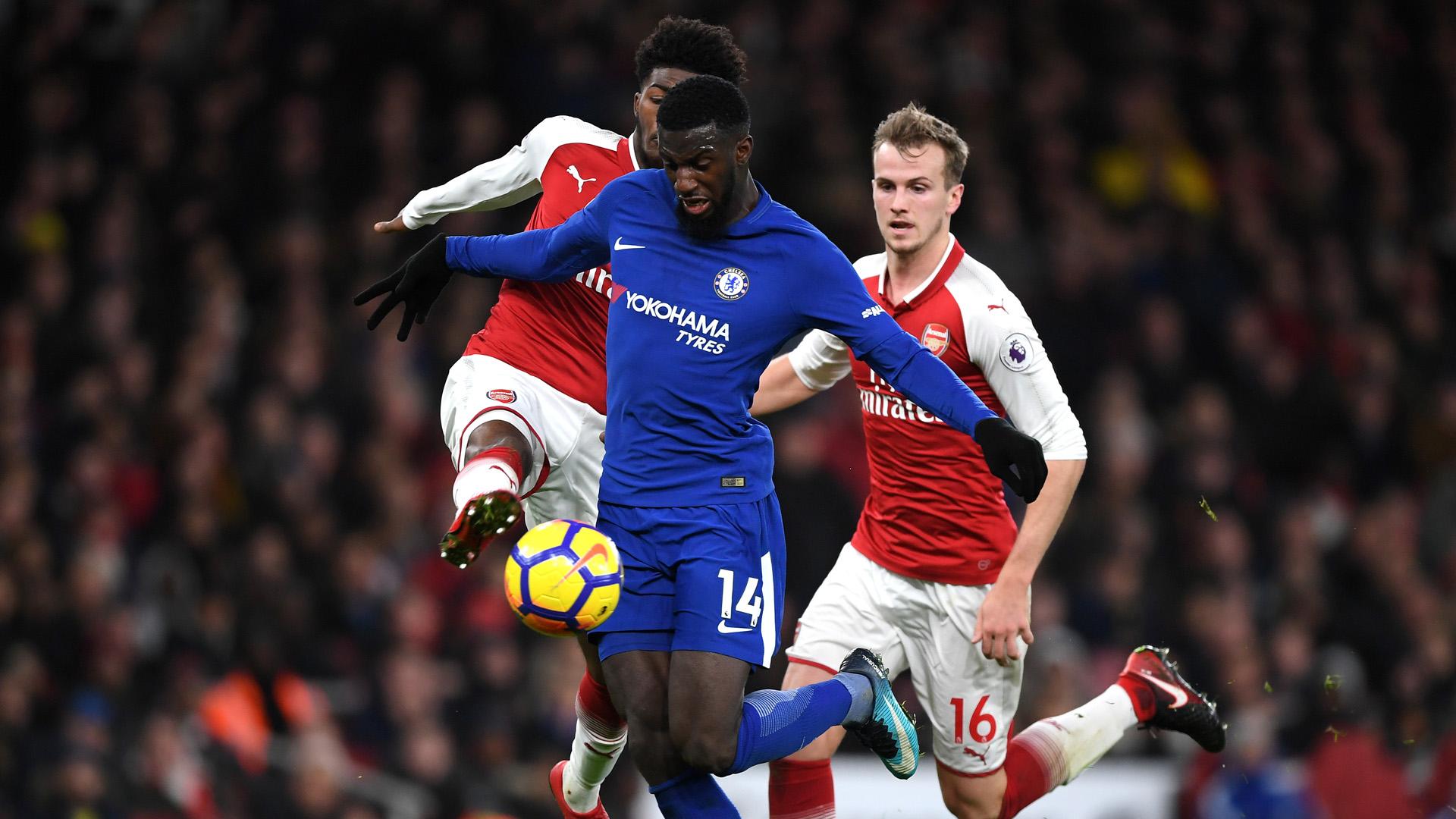 Tiemoue Bakayoko FC Chelsea 03012018