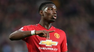 Paul Pogba Man Utd 2018-19