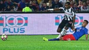 Mohamadou Sumareh, Pahang, Fazly Mazlan, Johor Darul Ta'zim, FA Cup 23/04/2017
