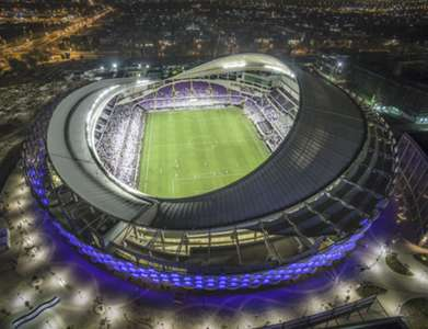 Hazza Bin Zayed Stadium - Al Ain
