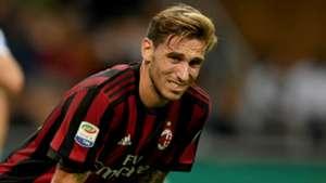 Lucas Biglia Milan SPAL Serie A