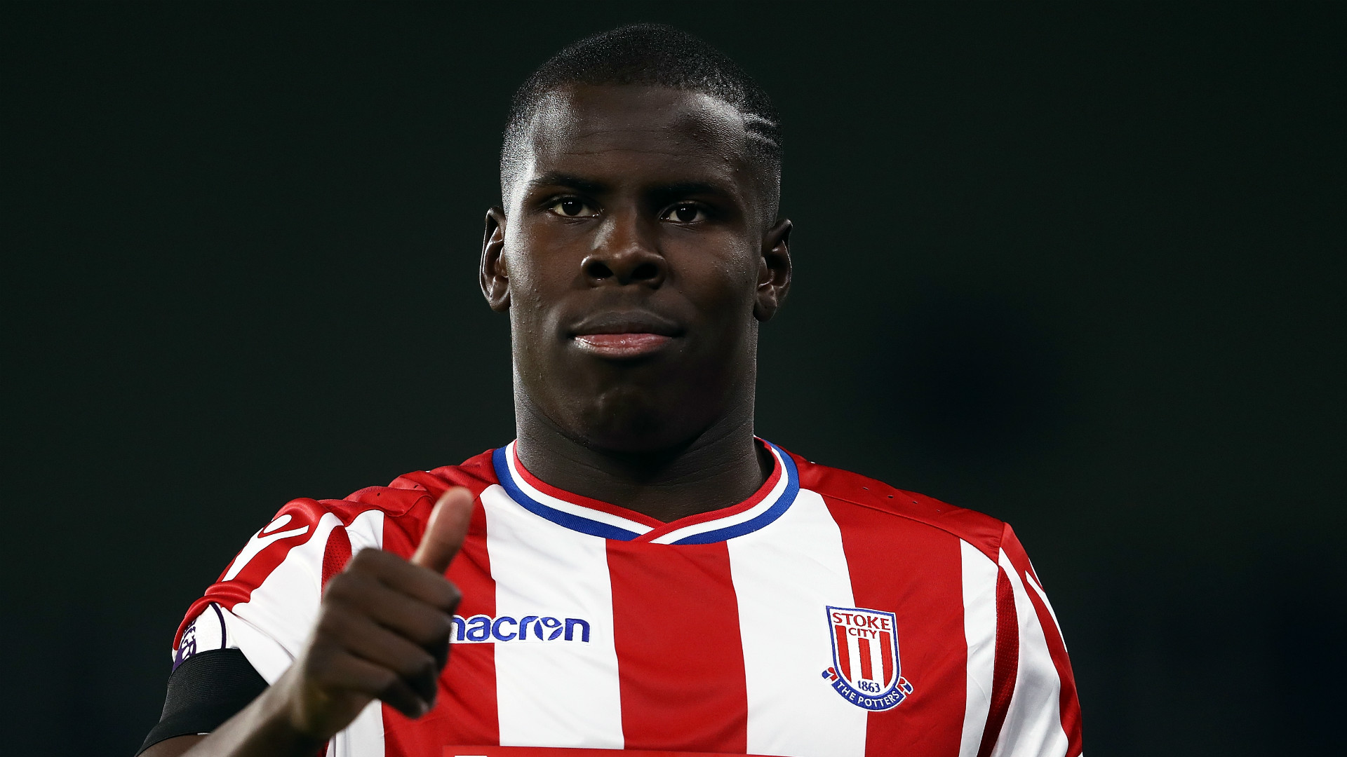 Kurt Zouma close to signing for Everton on loan