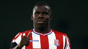 Kurt Zouma Stoke City 2017-18