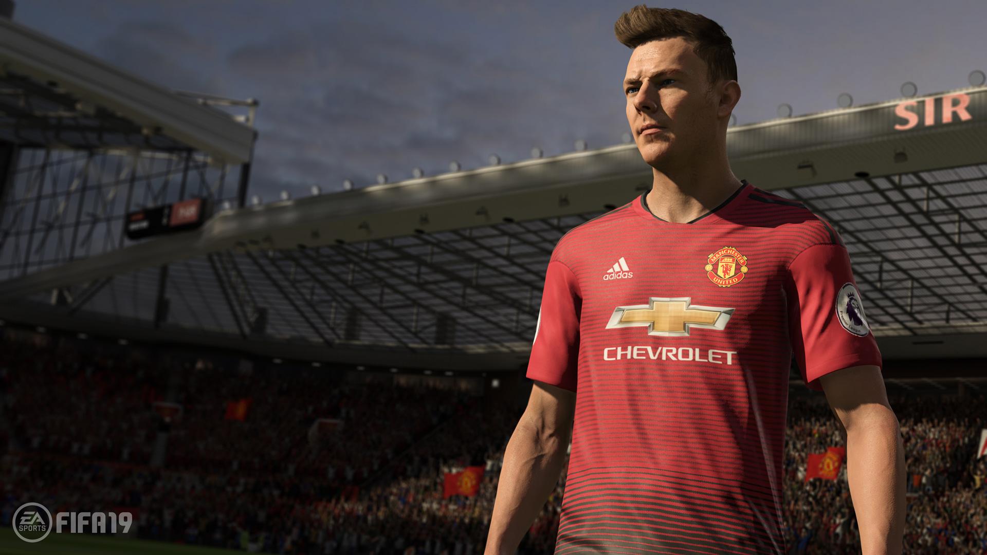 FIFA 19 The Journey Danny Williams