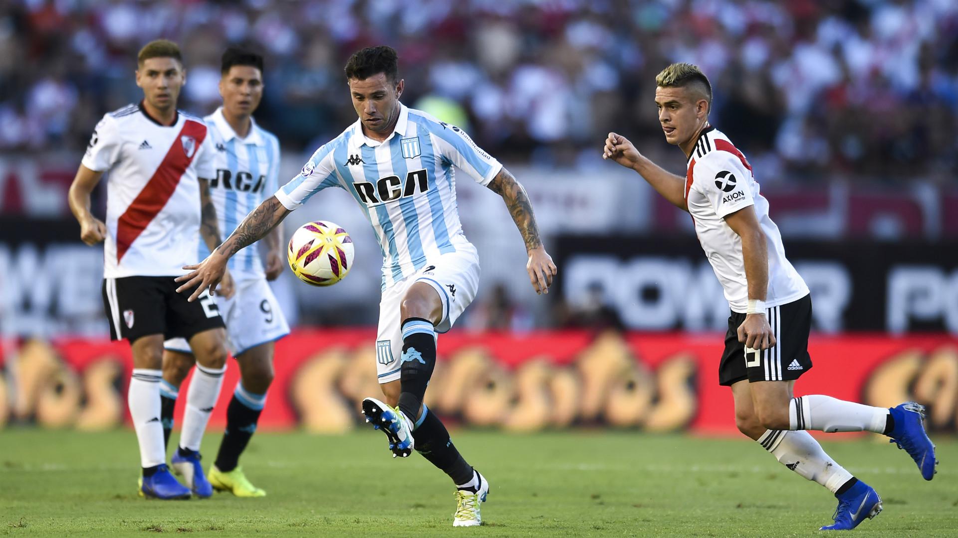 Racing igualó 1-1 frente a Corinthians por la Copa Sudamericana