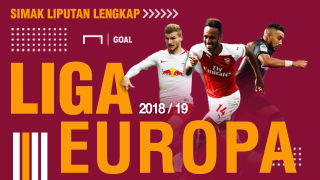 Footer Banner Liga Europa 2018/19