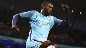 Yaya Toure Manchester City Premier League
