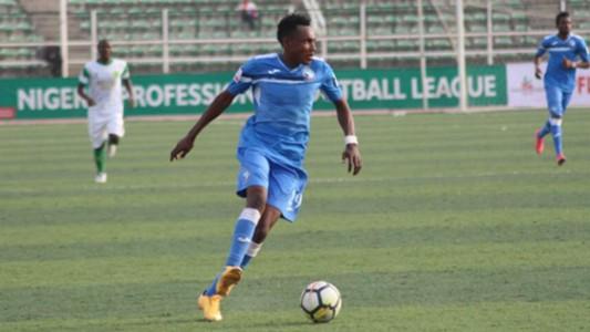 Wasiu Alalade -Enyimba