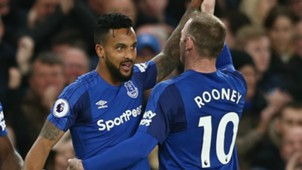 Theo Walcott Everton