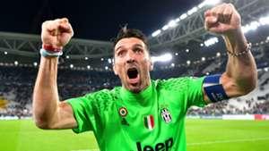 Gigi Buffon Juventus Monaco Champions League