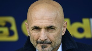 Luciano Spalletti Inter coach