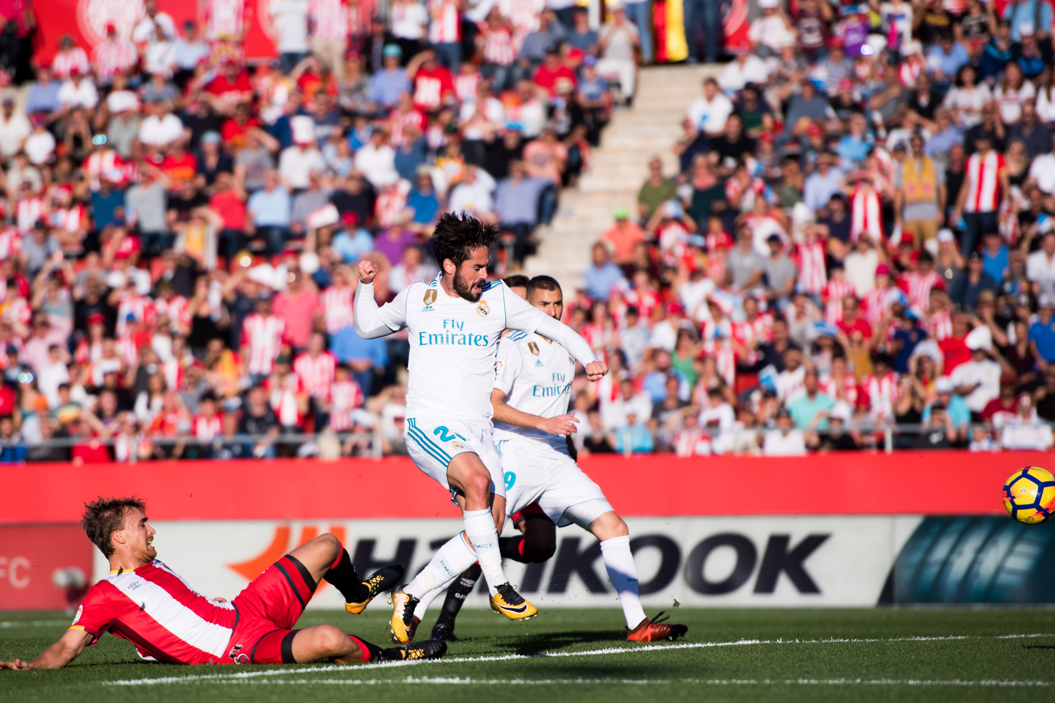 Isco Girona Real Madrid LaLiga