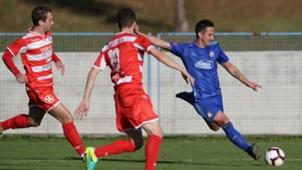 Zelina Dinamo Croatian Cup Gavranovic 31102018