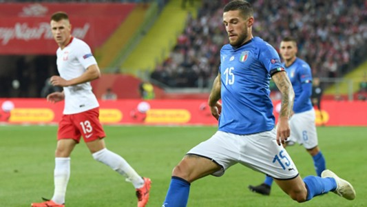 Cristiano Biraghi Poland Italy