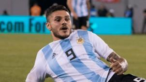 Mauro Icardi Argentina 2018