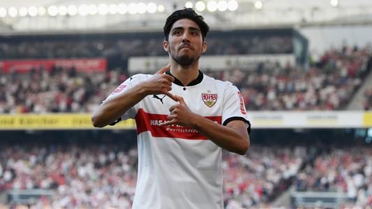Berkay Özcan VfB Stuttgart 21042018