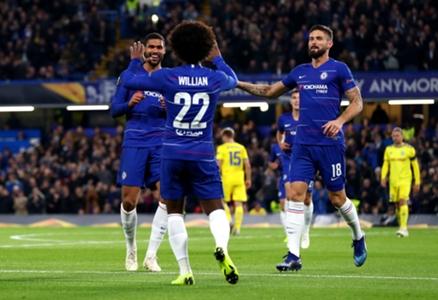 Chelsea FC v PAOK Preview Pertandingan, 29/11/18, Liga Europa | Goal.com