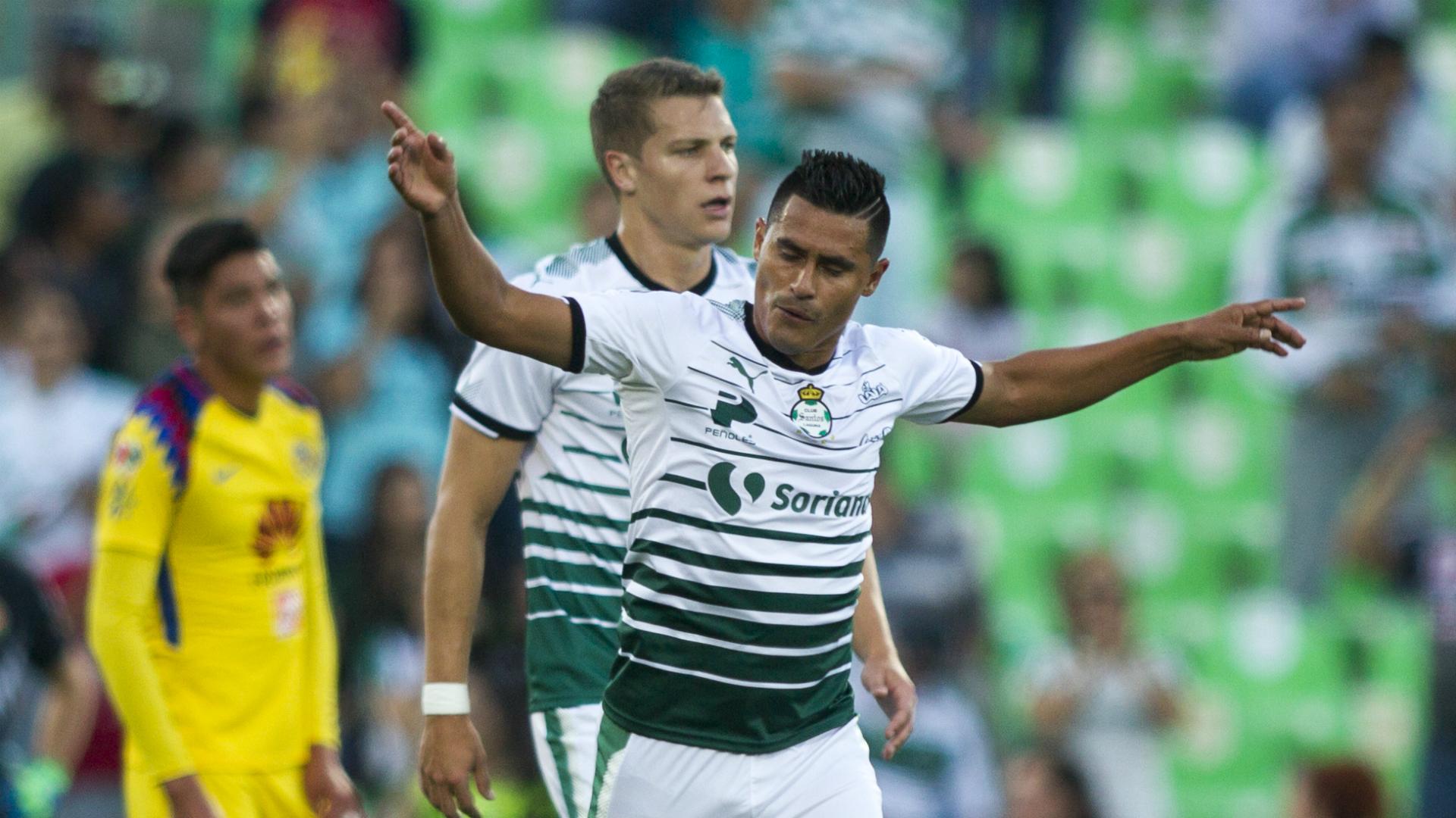 Osvaldo Martínez Santos Laguna América
