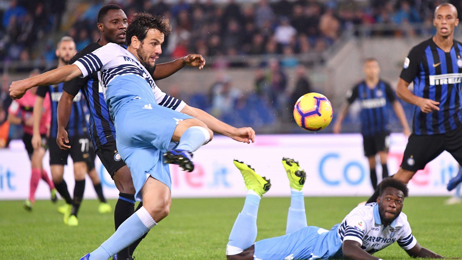 Marco Parolo Lazio Inter