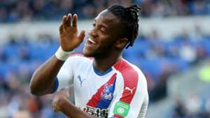 Michy Batshuayi Crystal Palace 2018-19