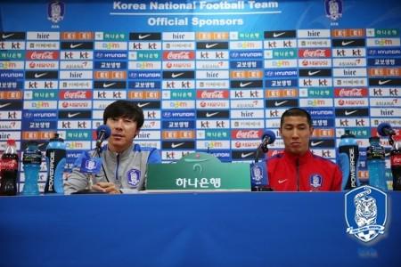 Tae-yong Shin , Du-ri Cha
