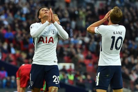 Tottenham Hotspur v Swansea City