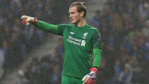 Loris Karius Liverpool UEFA Champions League